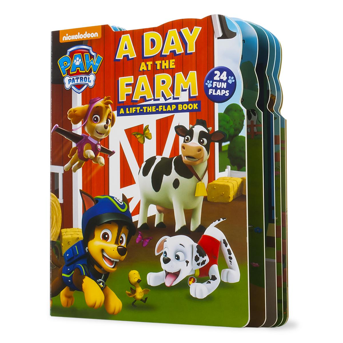 PAW Patrol: A Day at the Farm