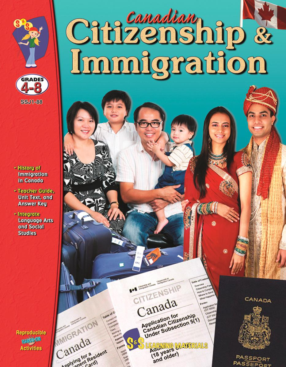 Canadian Citizenship and Immigration