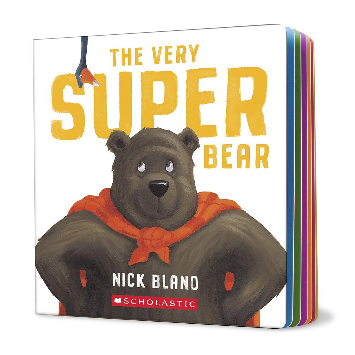 The Very Super Bear