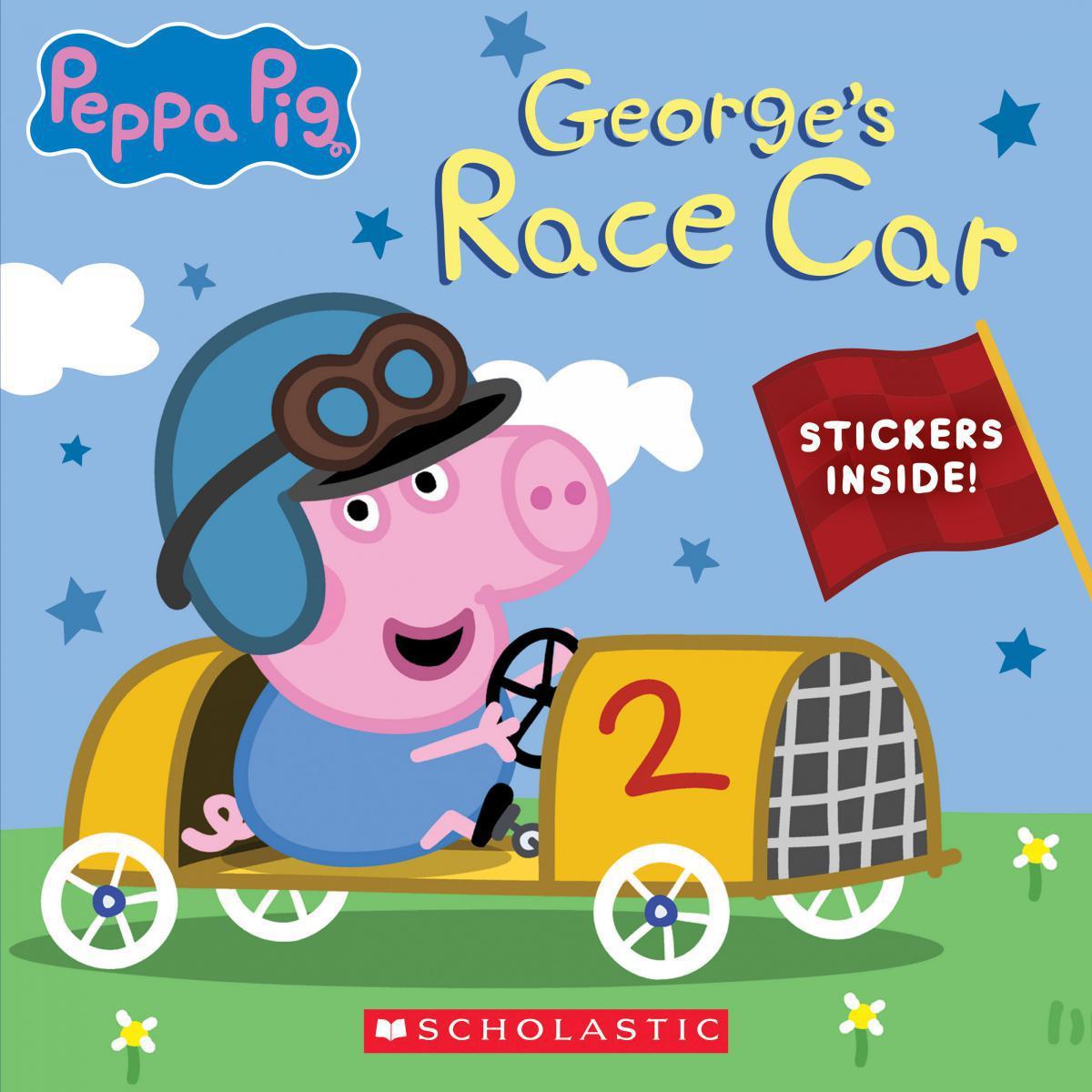 Peppa Pig: George's Race Car