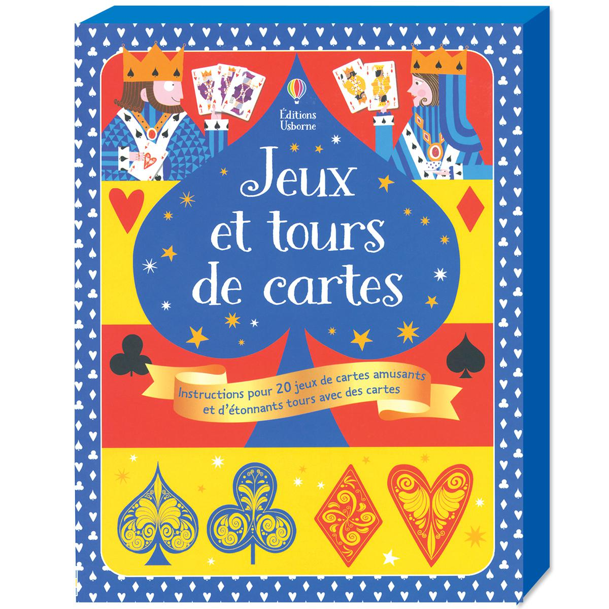 Jeux et tours de cartes