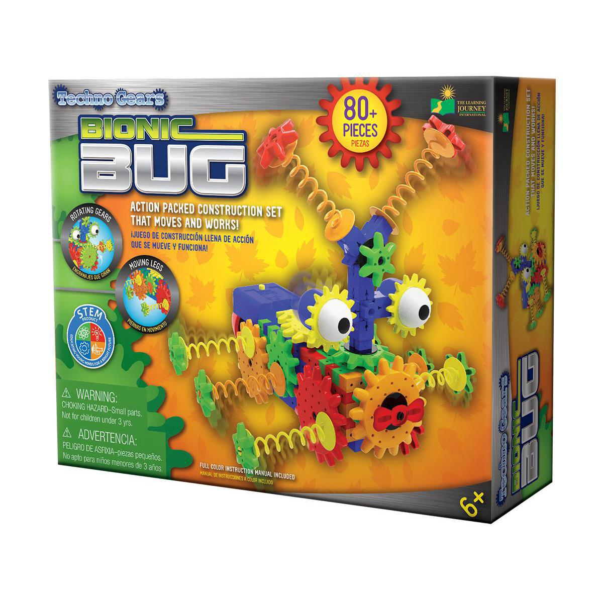 Techno Gears Bionic Bug
