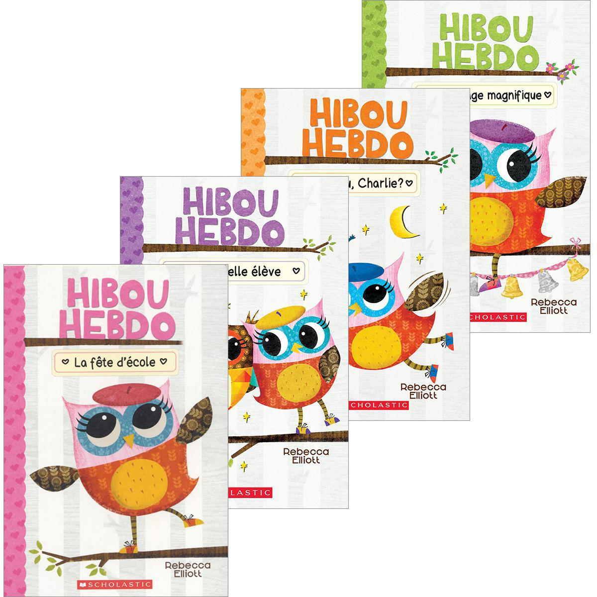 Collection Hibou Hebdo 1