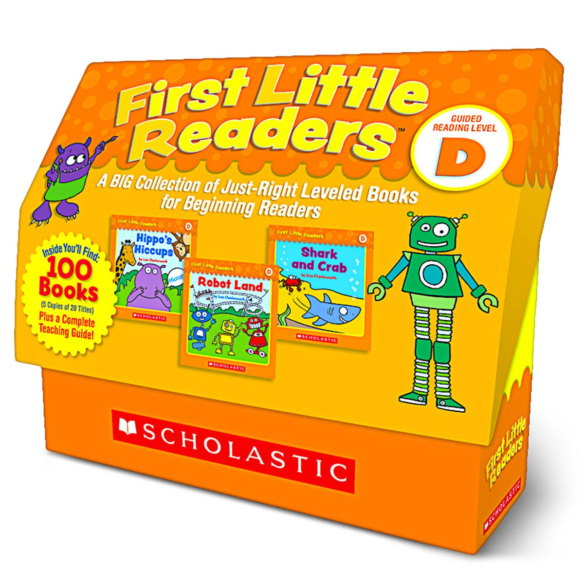 First Little Readers: Guided Reading Level D