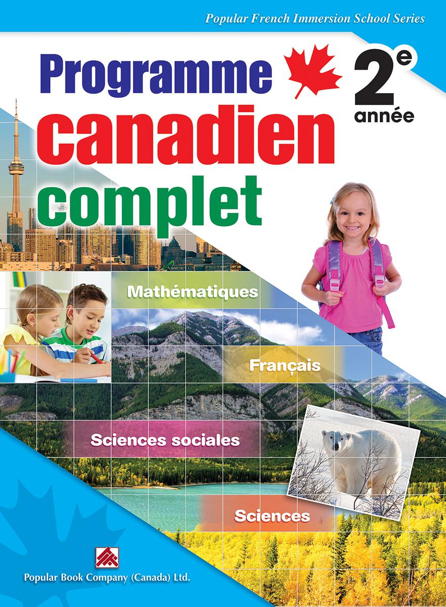 Programme Canadien complete: Gr. 2