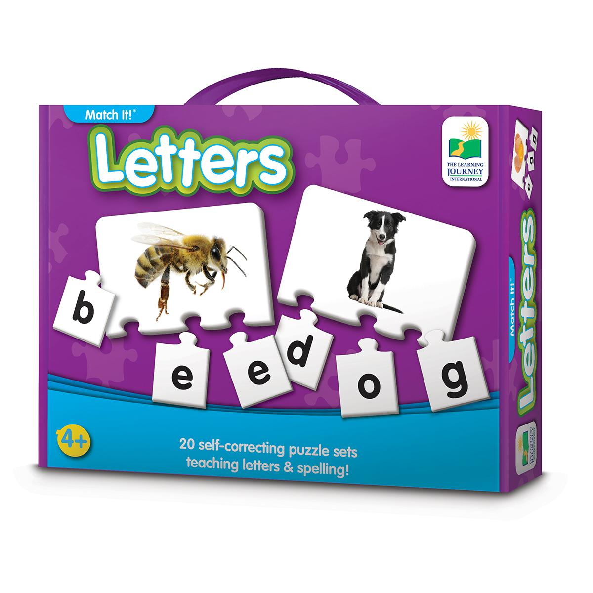 Match It! Letters