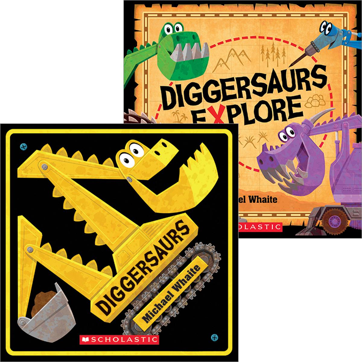 Diggersaurs Pack