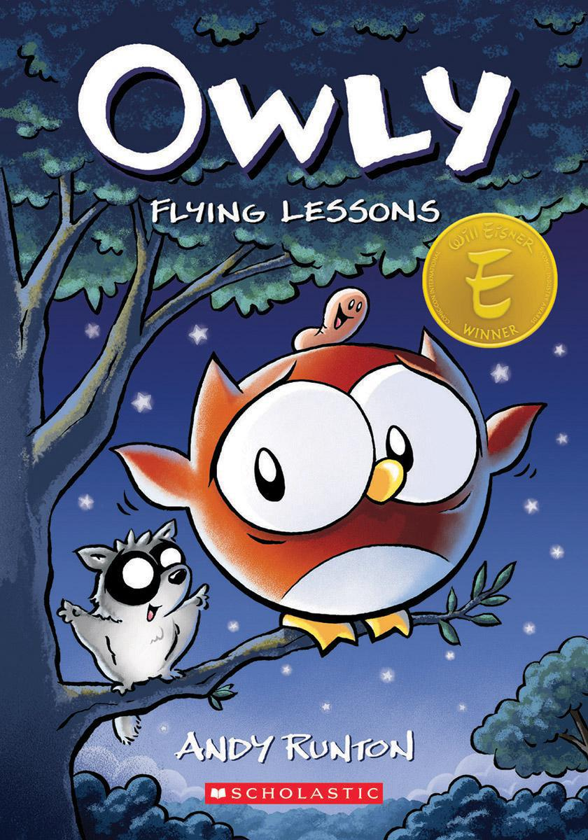 Owly #3: Flying Lessons