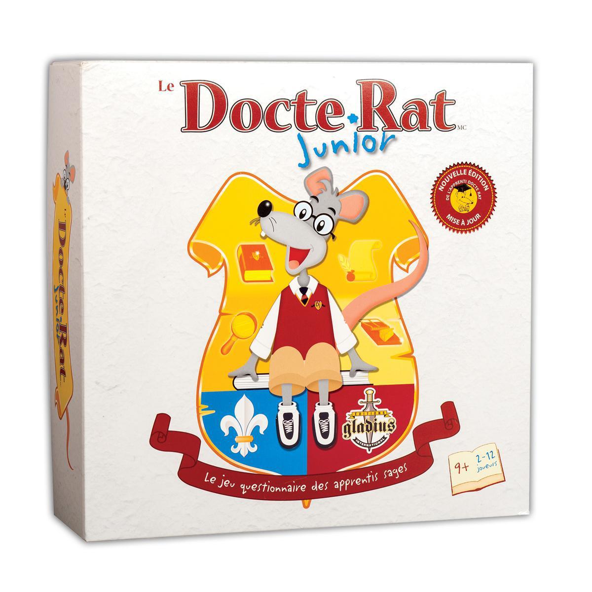 Le Docte-Rat Junior