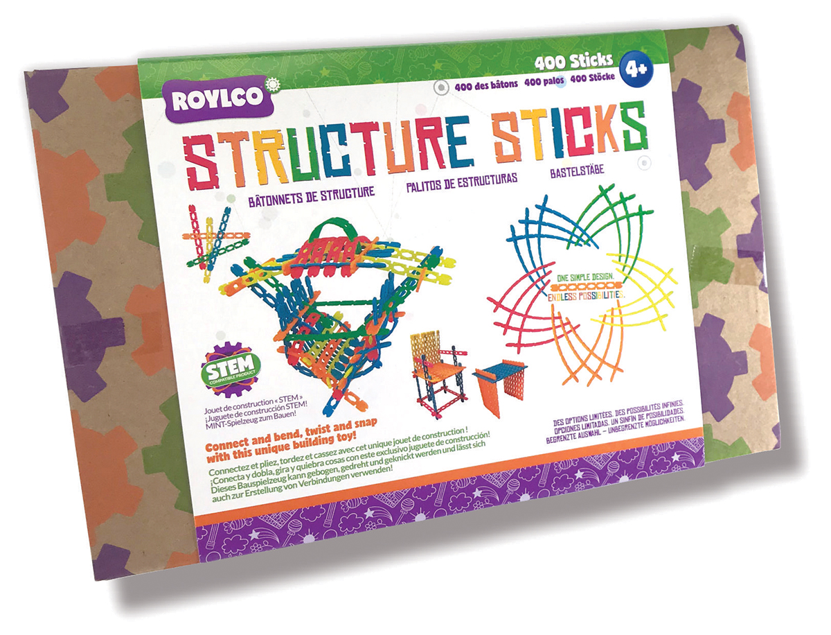 Structure Sticks