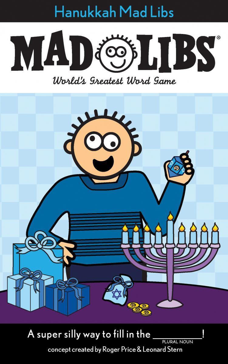 Hanukkah Mad Libs®
