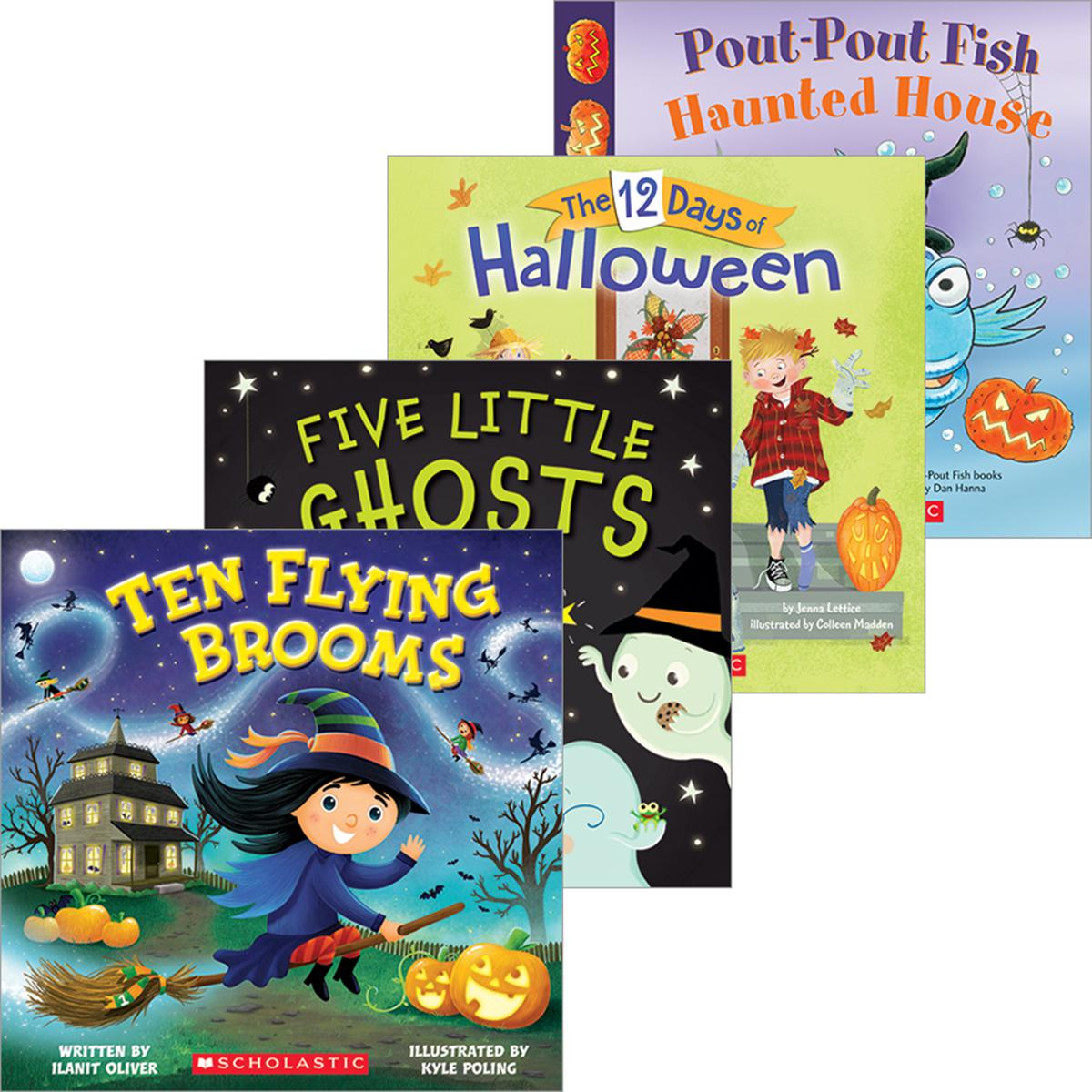 Not-Too-Spooky Stories Pack