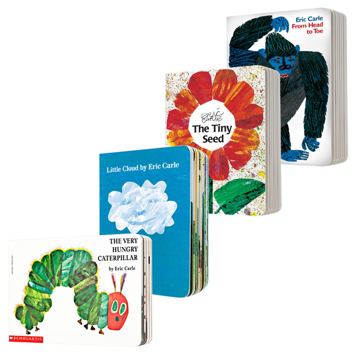 Eric Carle Board Book Value Pack