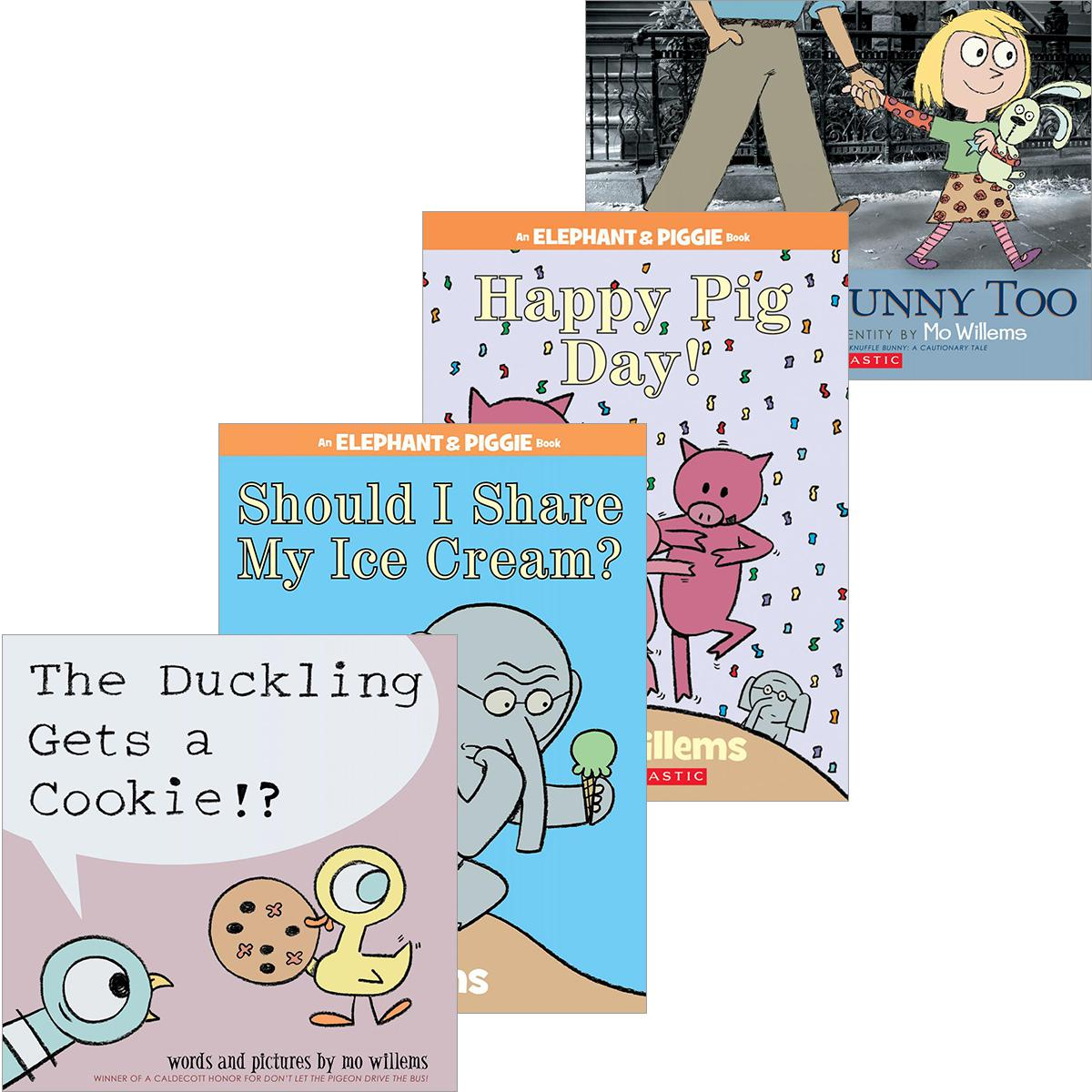 Mo Willems Super Value Pack