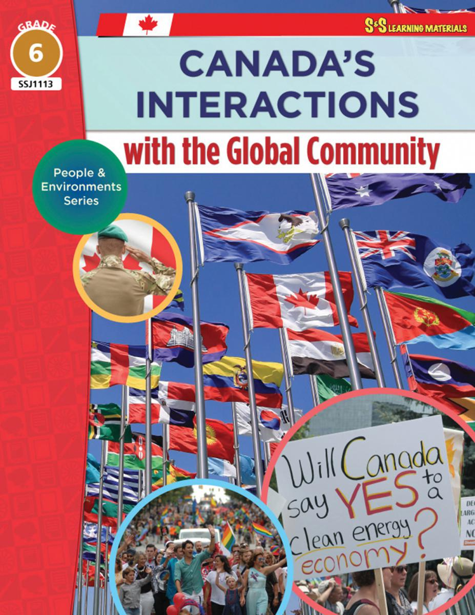 Canada's Interactions with the Global Community