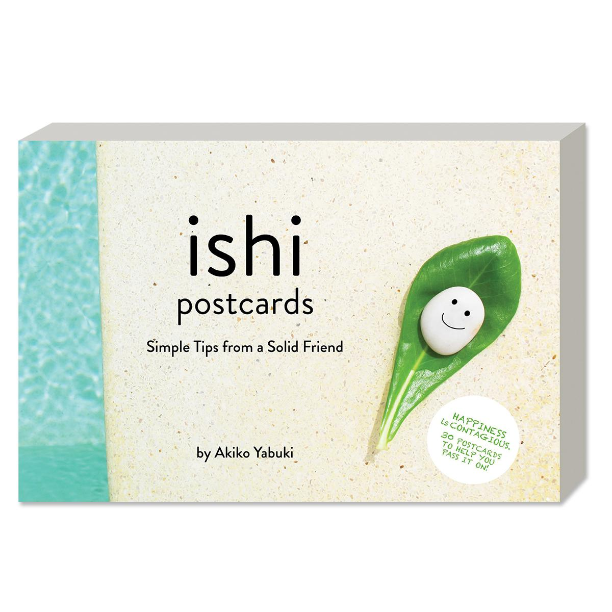 Cartes postales ''ISHI : Simple Tips from a Solid Friend''