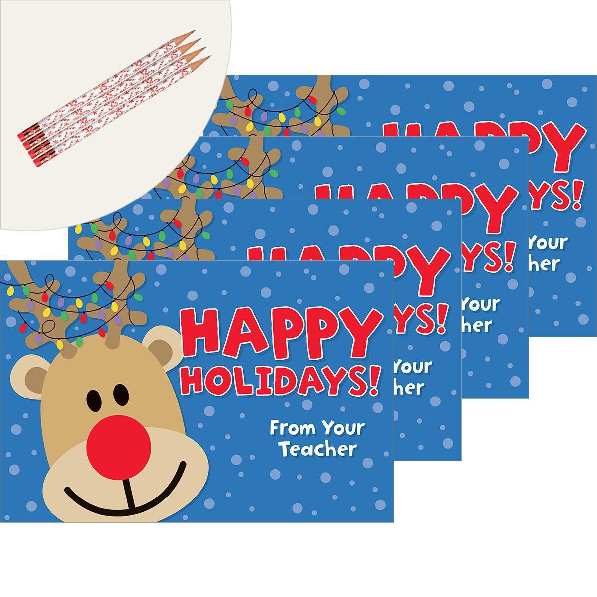 Happy Holidays Reindeer Pack