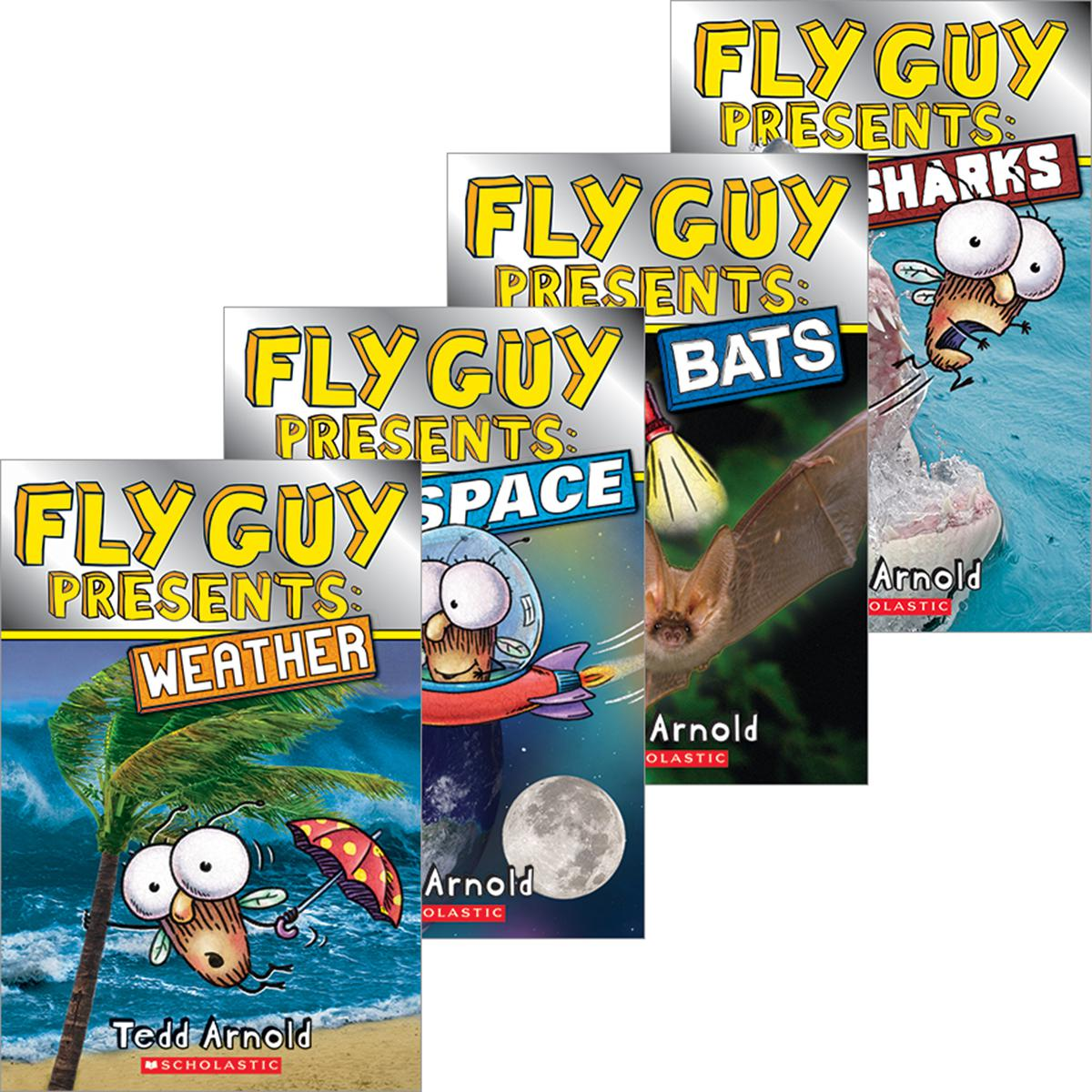 Fly Guy Presents Pack