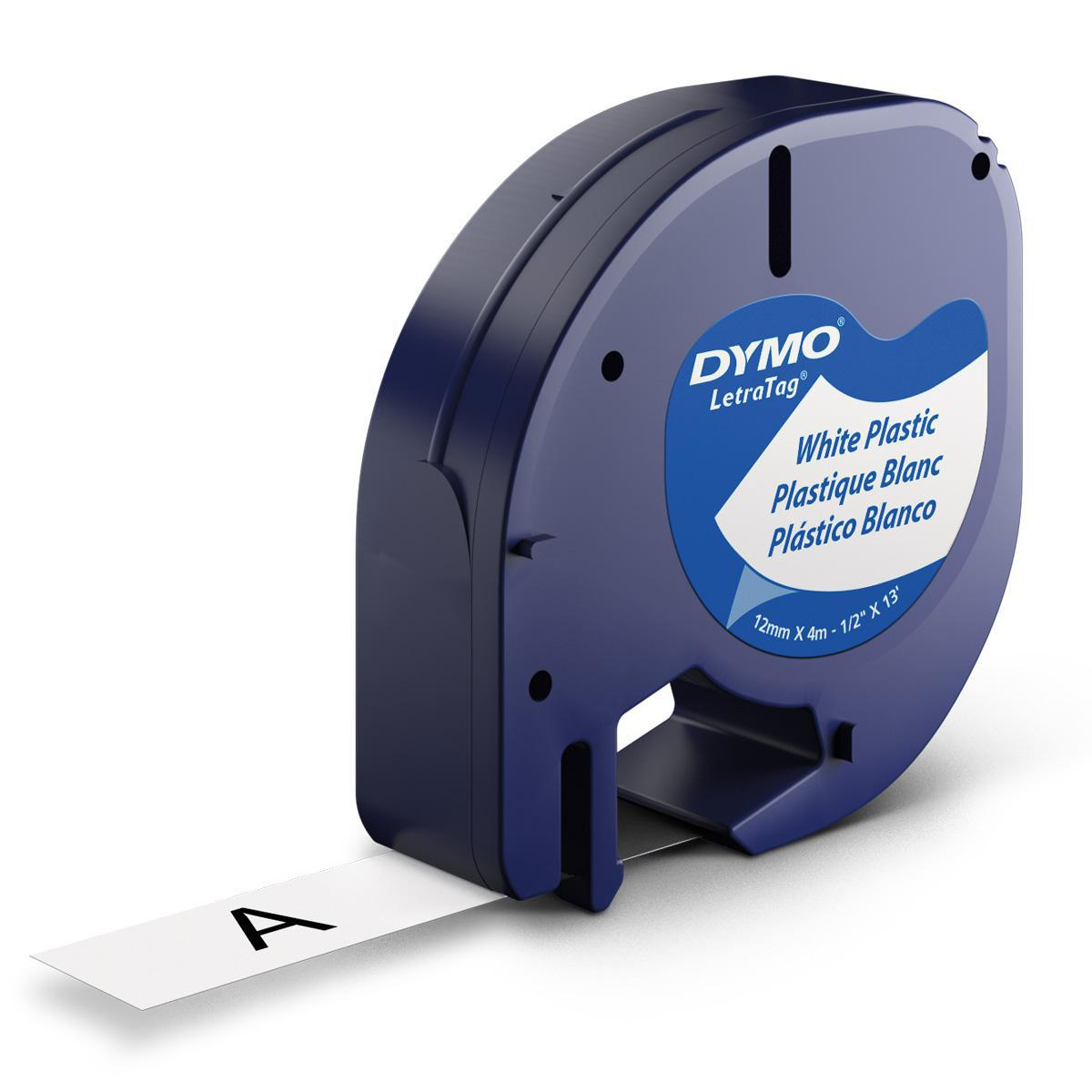 Dymo® LetraTag® Label Maker White Label Tape