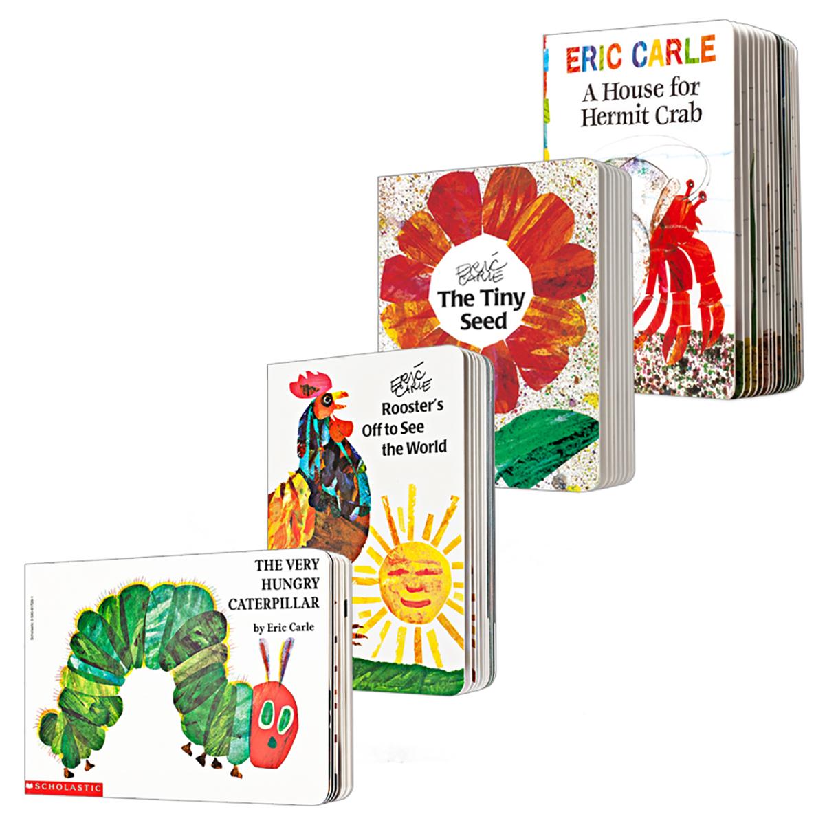 Eric Carle Board Book Pack