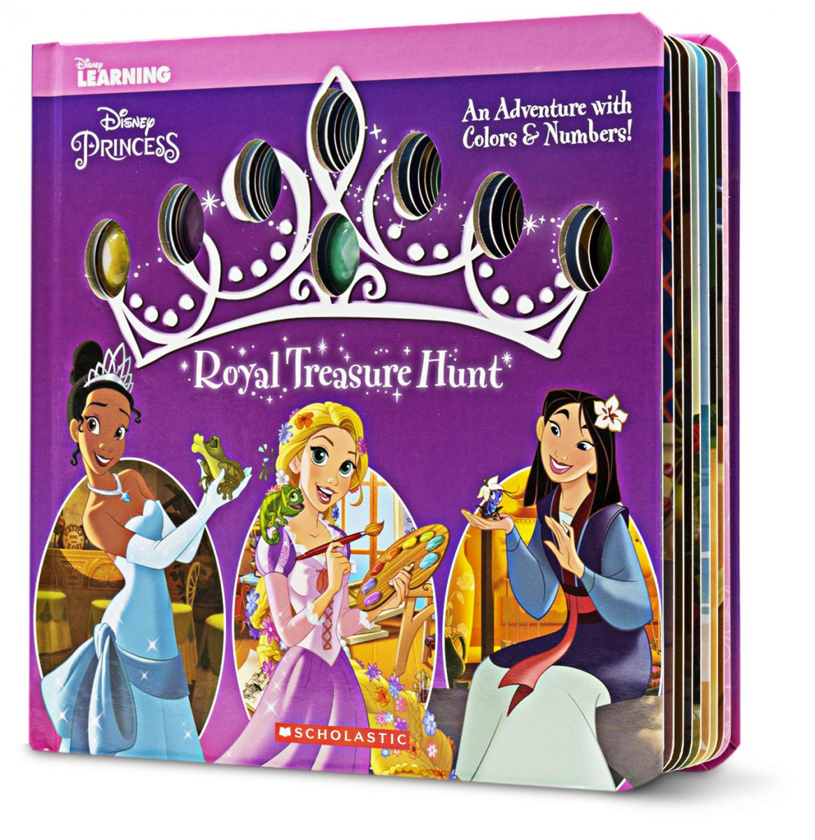Disney Learning: Disney Princess: Royal Treasure Hunt