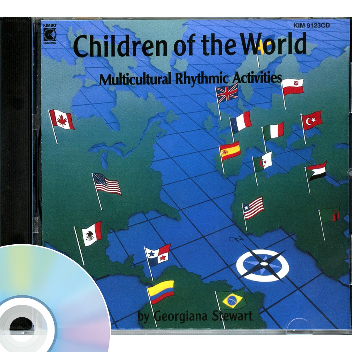 Children of the World CD Rhythmic Activities