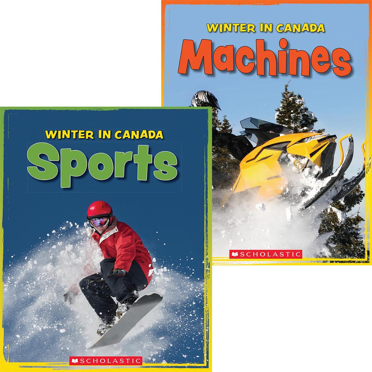 Winter in Canada Pack