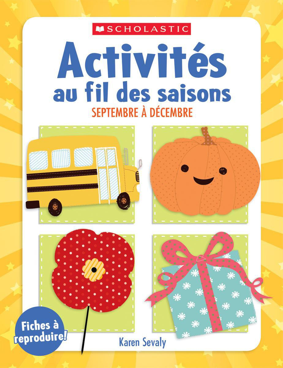 French Monthly Idea Books: September-December