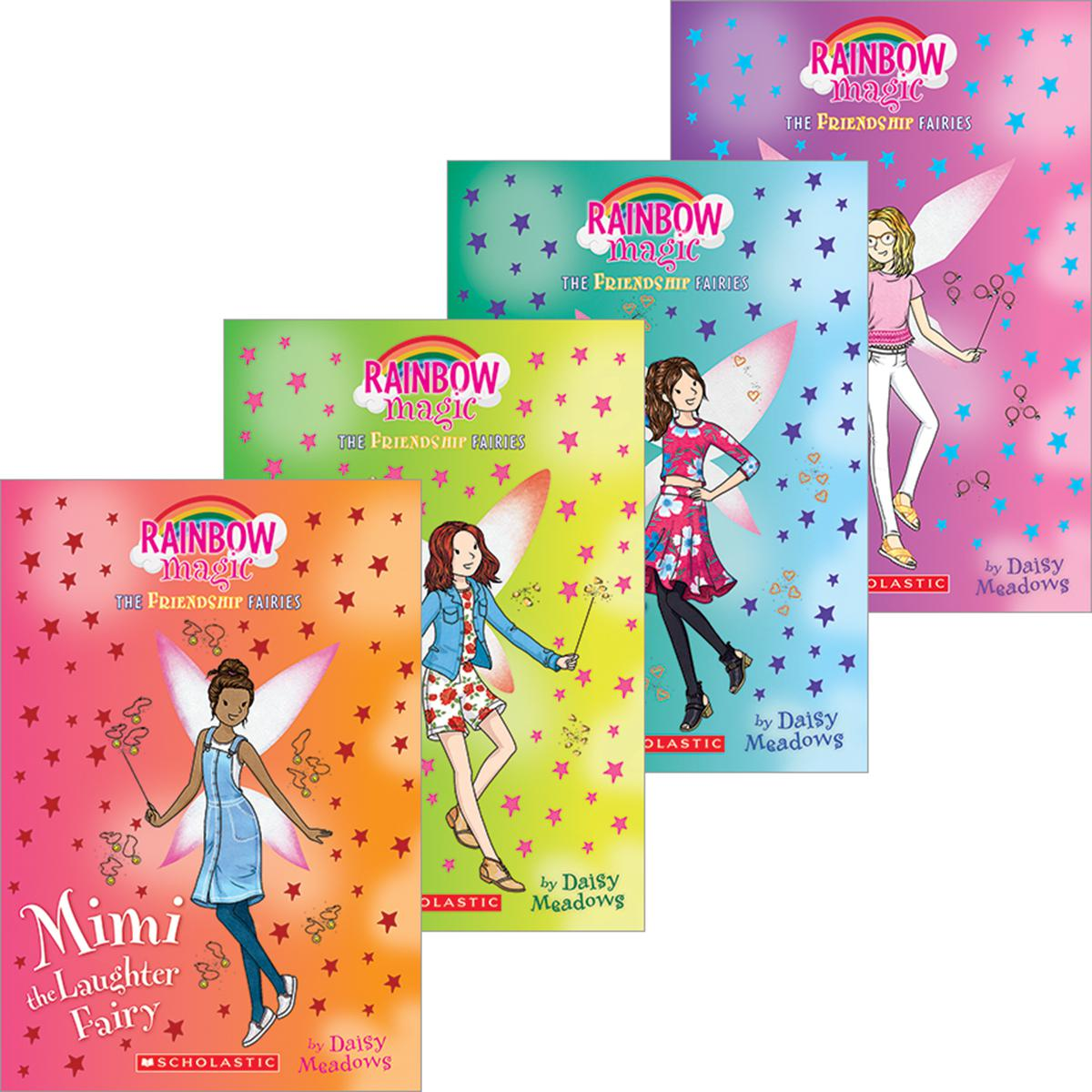 Rainbow Magic: The Friendship Fairies Pack