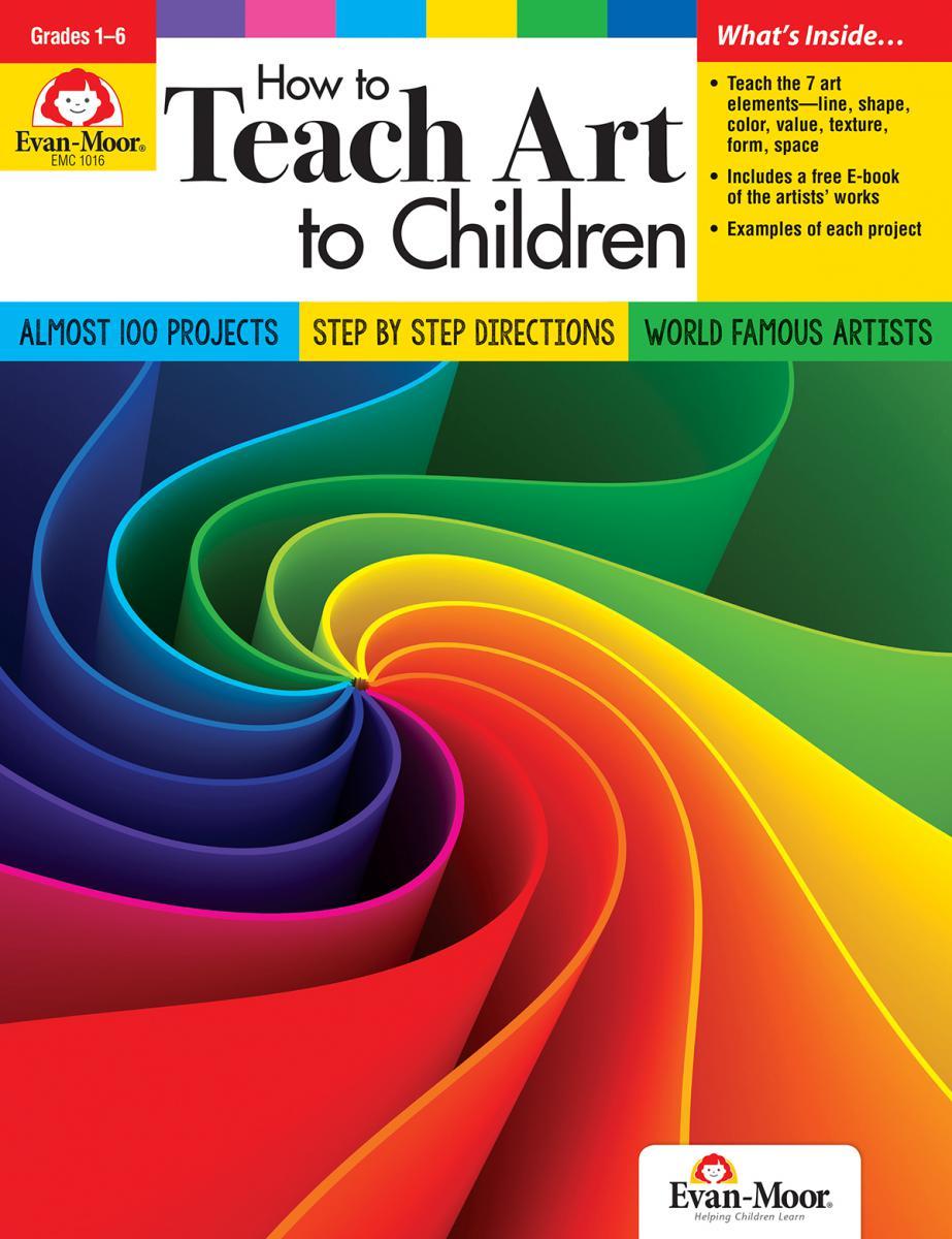 How to Teach Art to Children