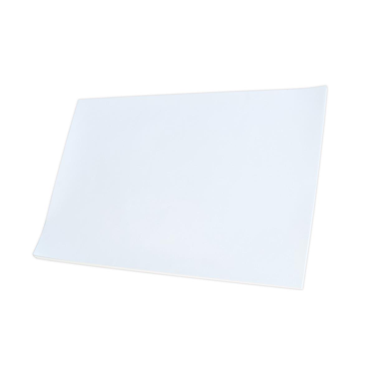 Papier blanc pour la peinture : 30 x 46 cm