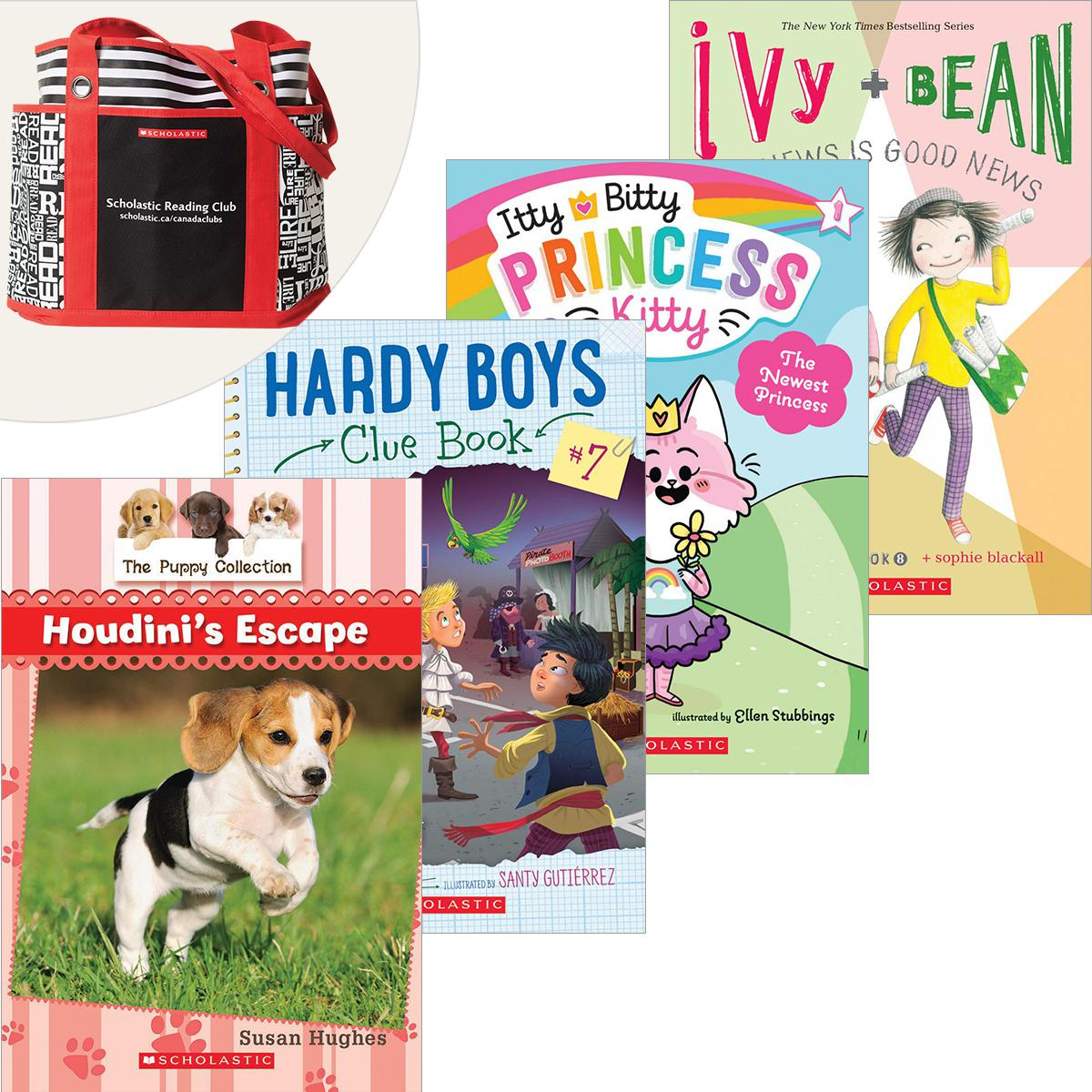 Instant Classroom Library Grades 3-4