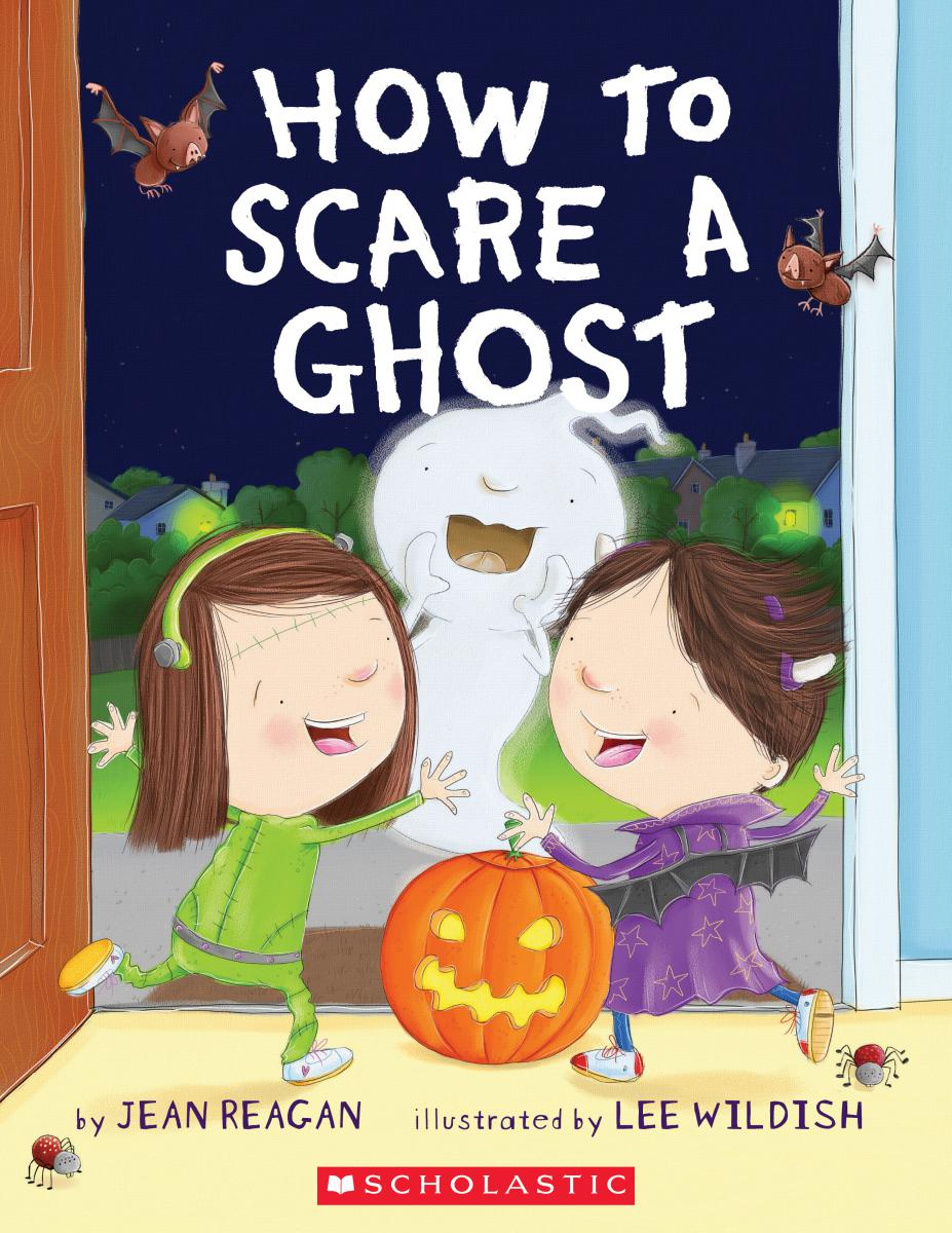 How to Scare a Ghost