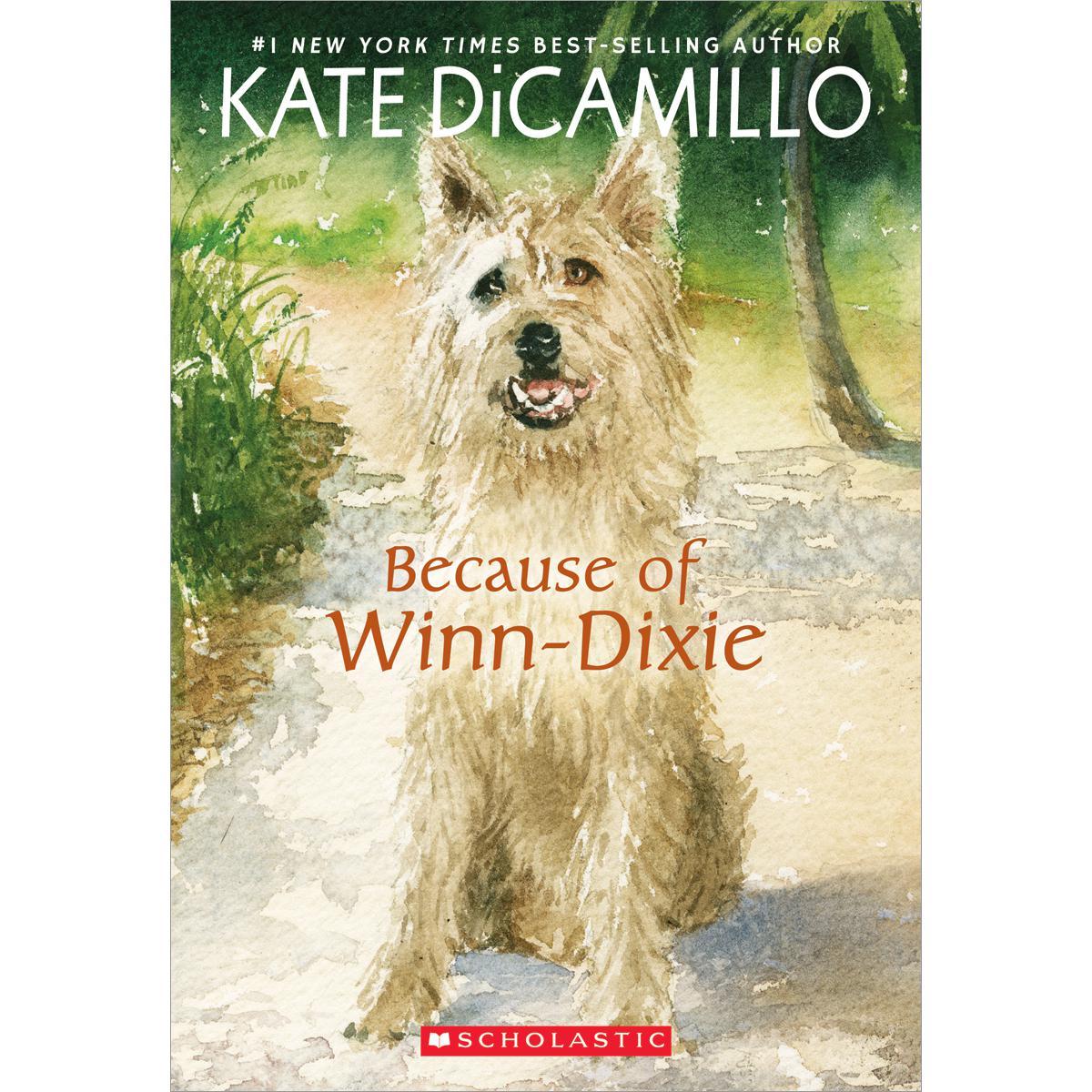 Because of Winn-Dixie 6-Pack