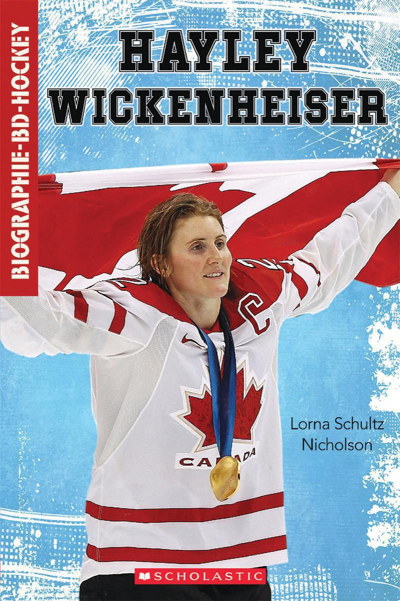 Biographie BD Hayley Wickenheiser