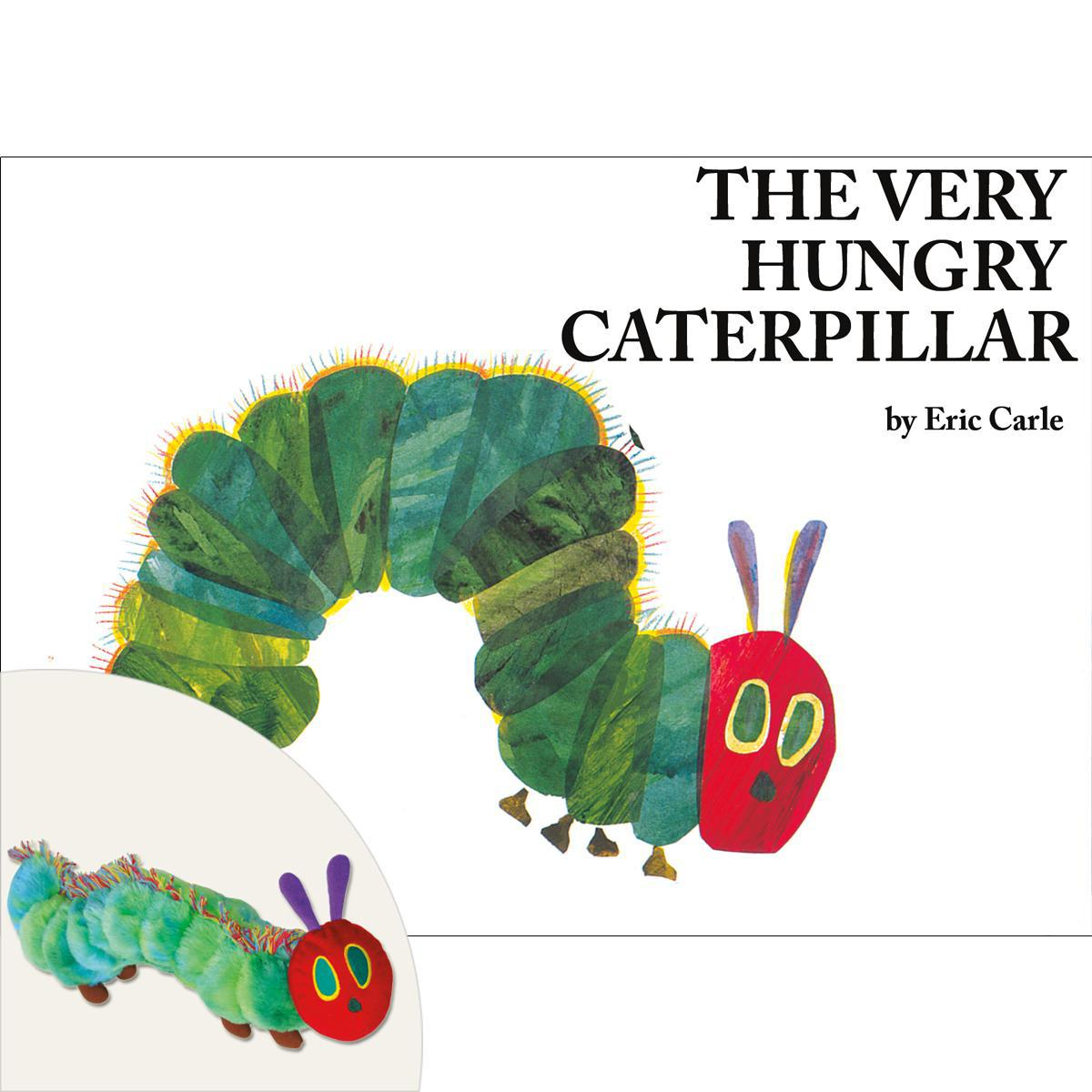 The Very Hungry Caterpillar Plush Pack