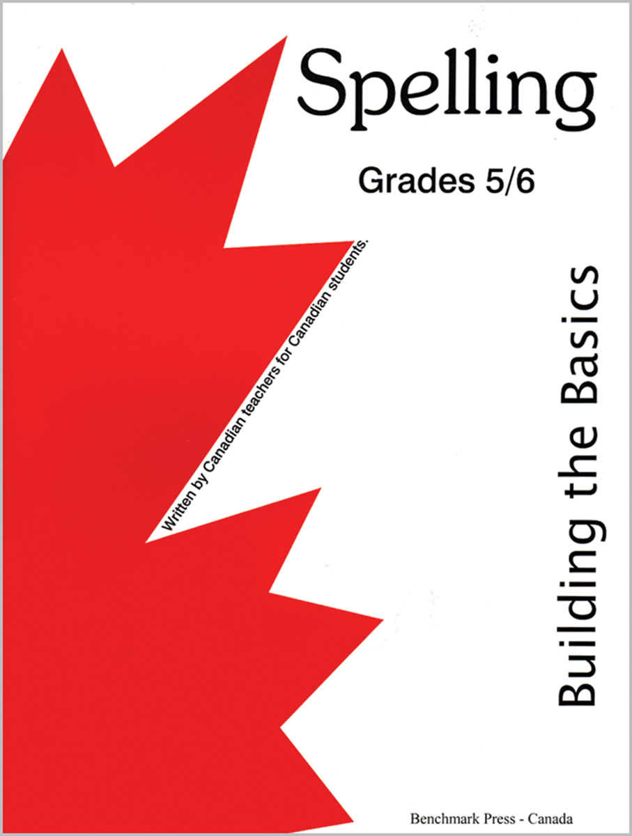 Building the Basics: Spelling Grades 5-6