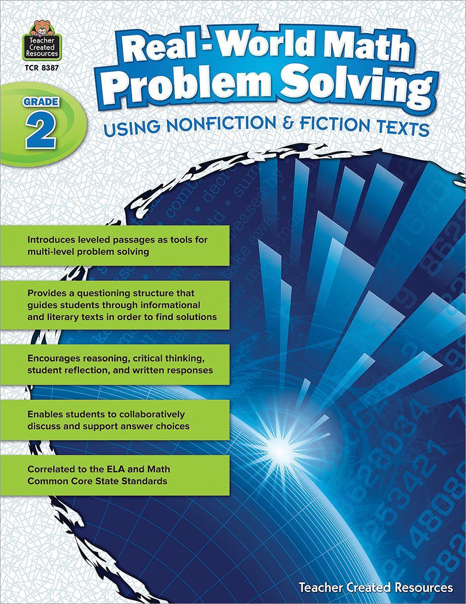 Real-World Math Problem Solving: Grade 2