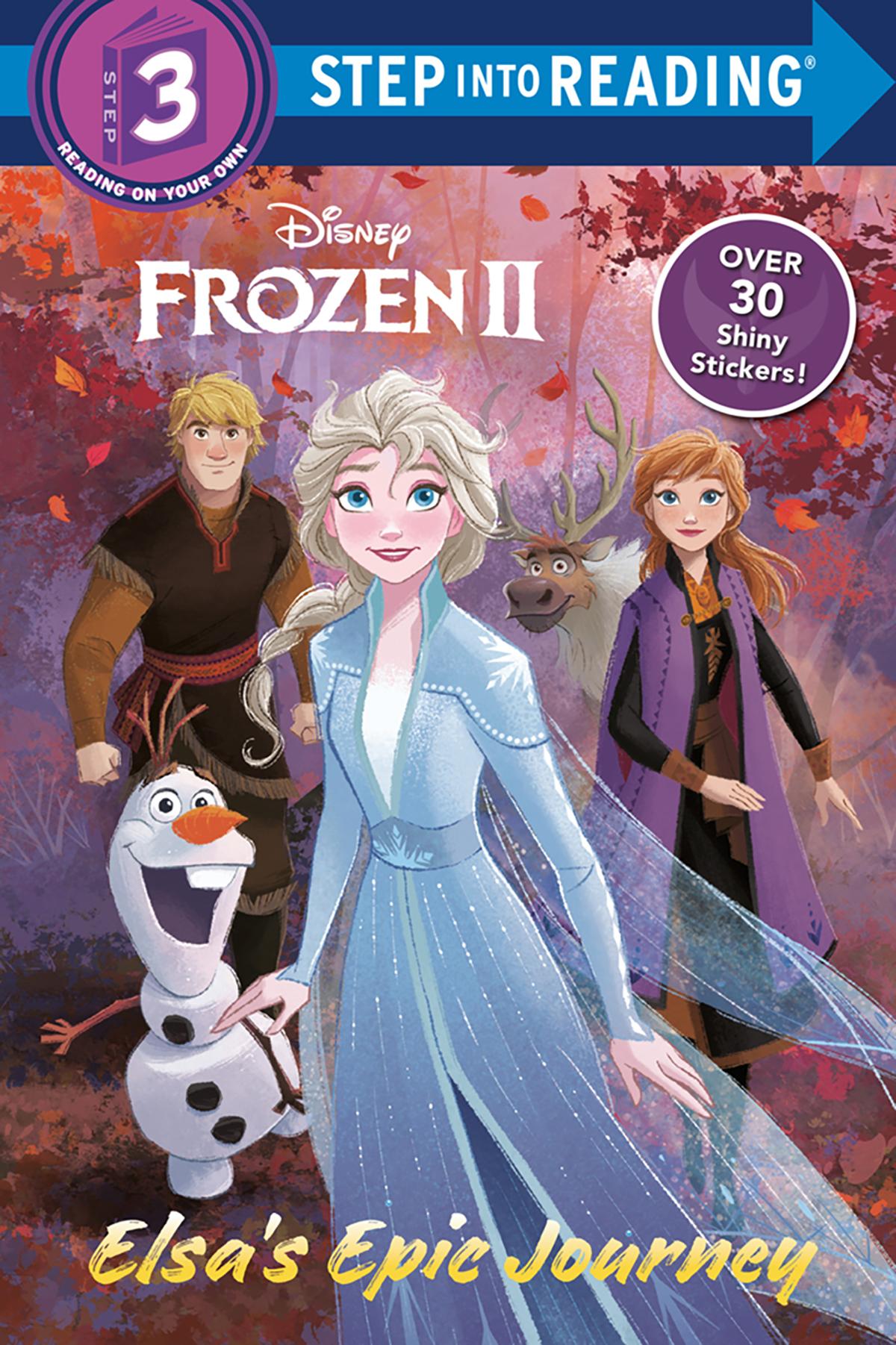 Frozen II: Elsa's Epic Journey