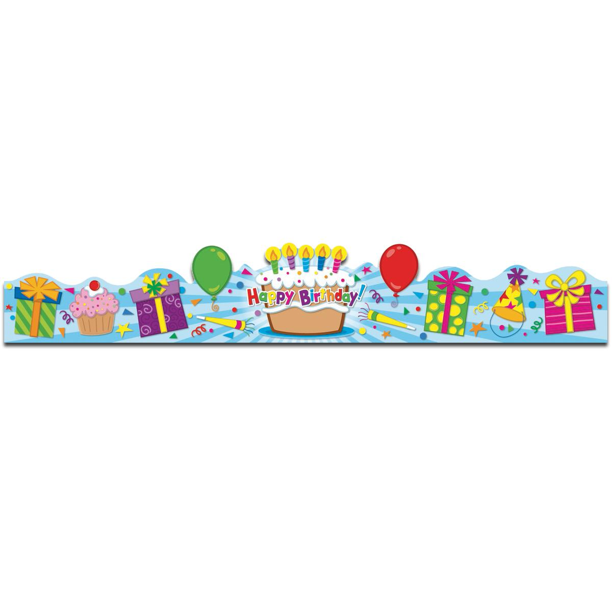 Birthday Crowns 30-Pack