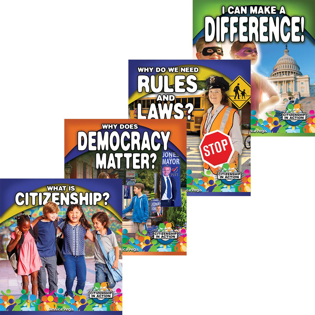 Citizenship in Action 6-Pack