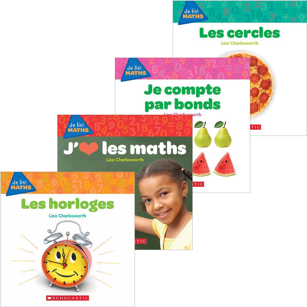 Collection Je lis! Maths - Séries 1 et 2