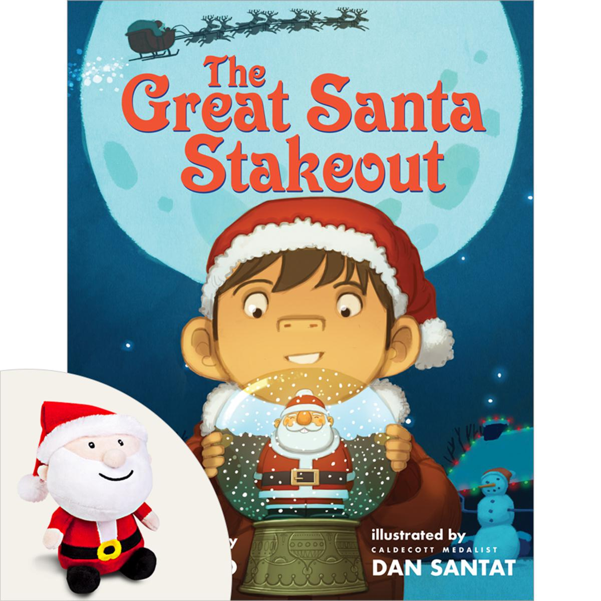 The Great Santa Stakeout Pack