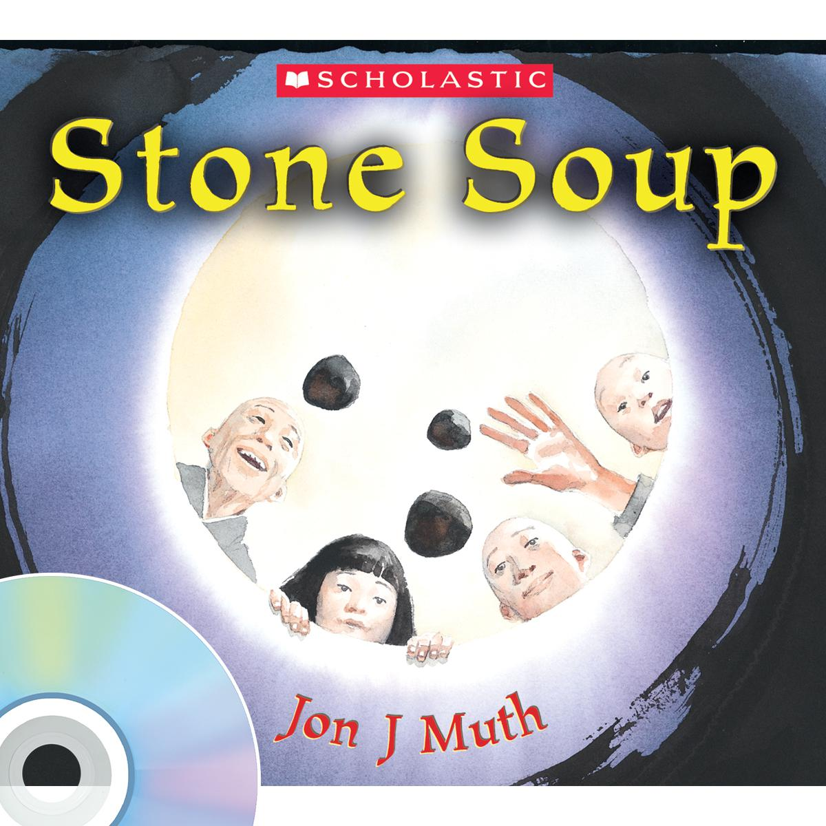 Stone Soup Book & CD