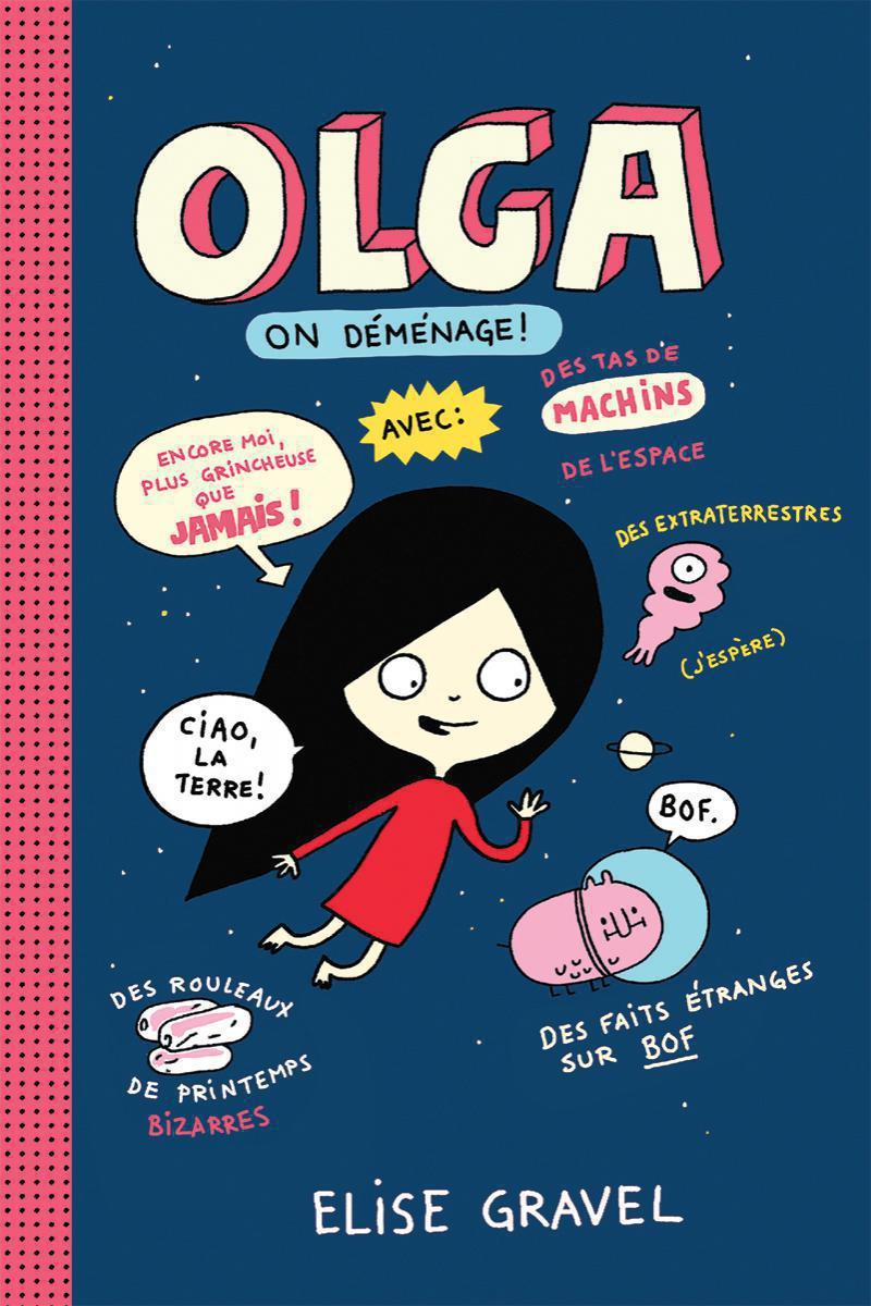 Olga : N° 2 - On déménage!