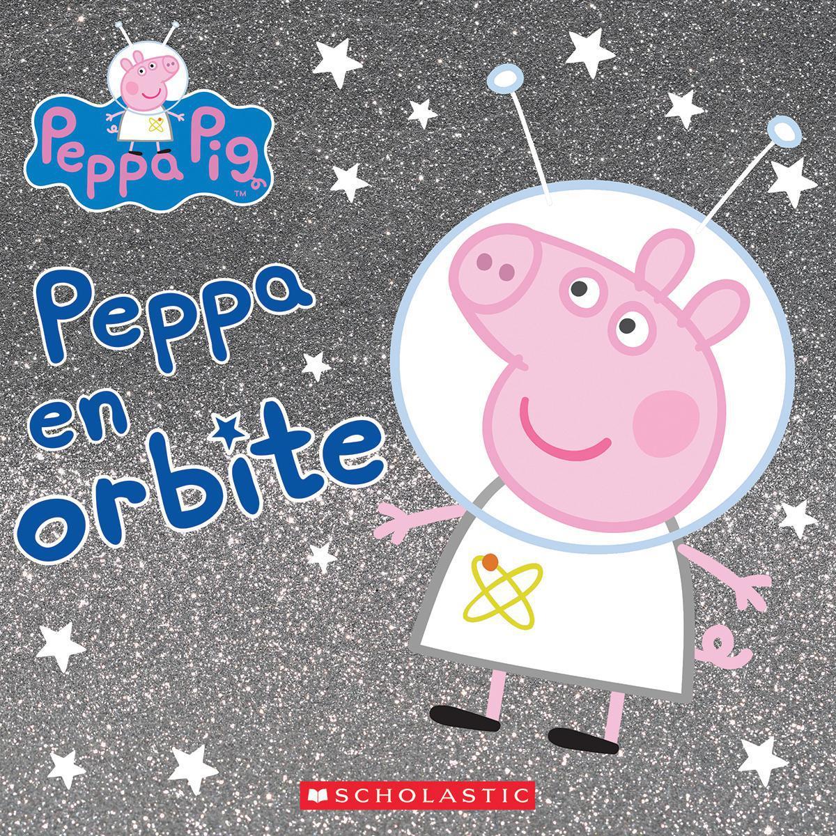 Peppa Pig : Peppa en orbite