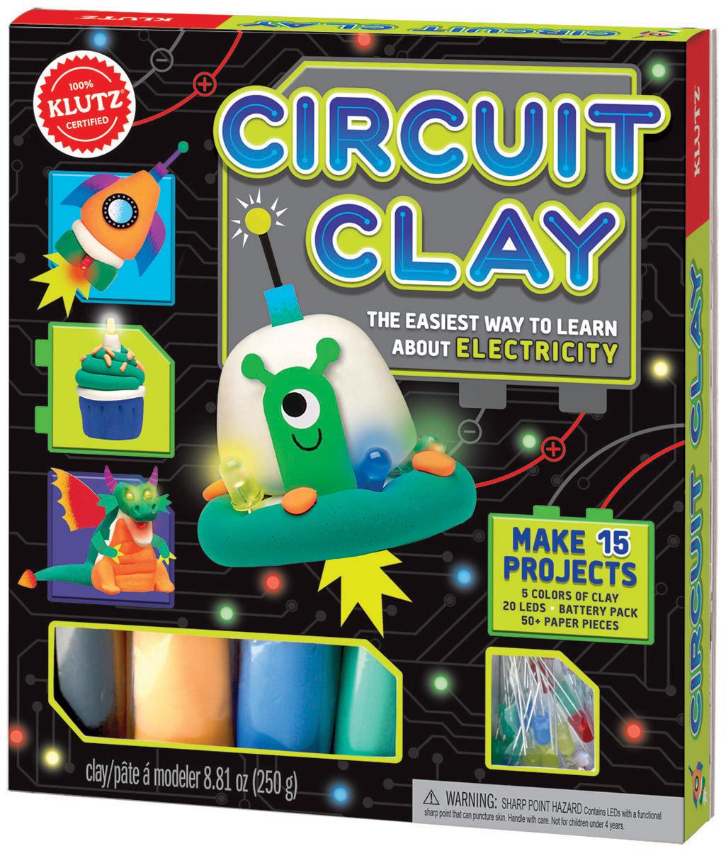 Klutz® Circuit Clay