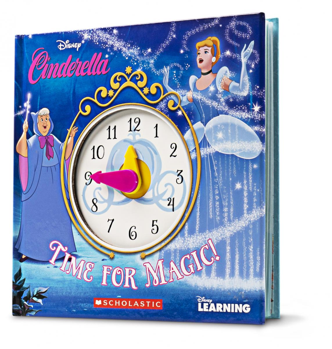 Disney Learning: Cinderella: Time for Magic!
