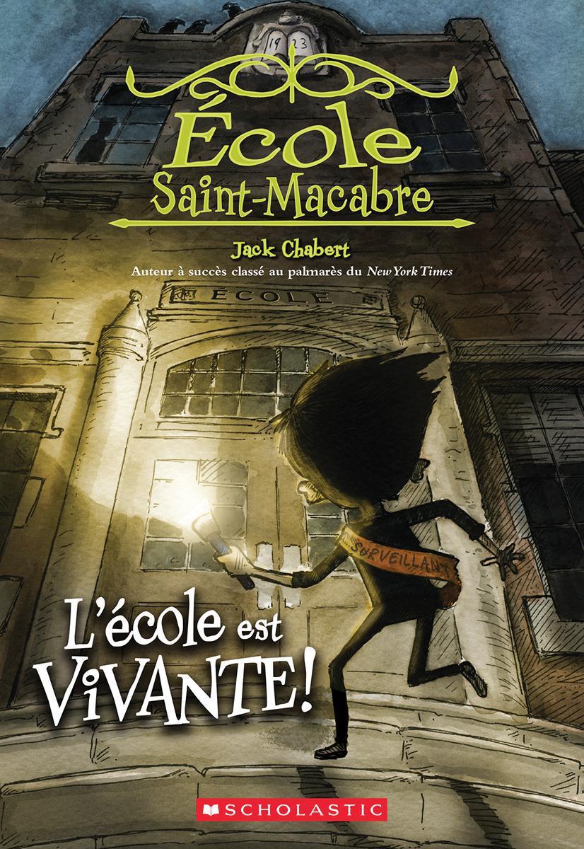 École Saint-Macabre : L'école est vivante!