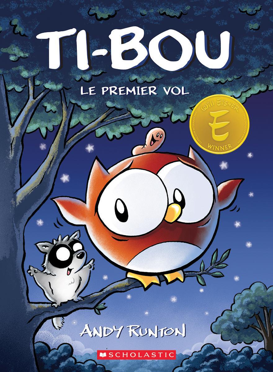 Ti-Bou : Le premier vol - Tome 3